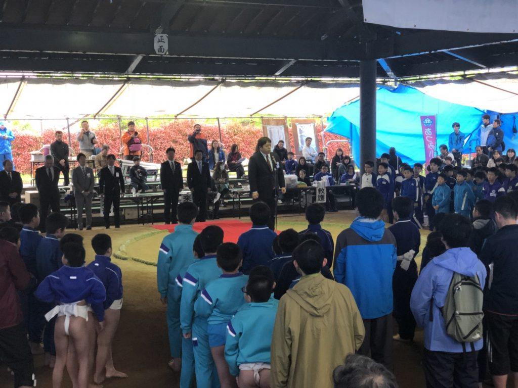 5月例会「わんぱく相撲鶴岡場所」|5月19日(土)
