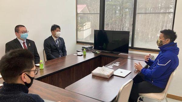 2月2日(火)ヤマガタデザイン株式会社様に企業訪問しました